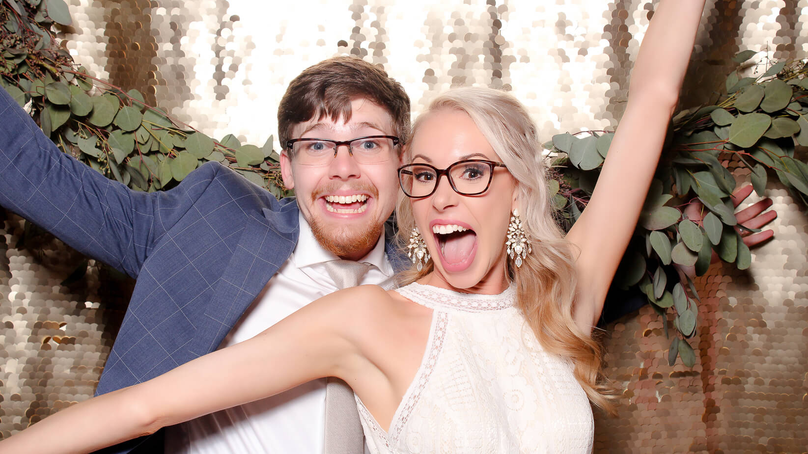 Photo booths for your big day!